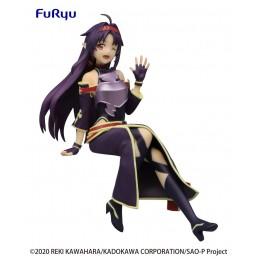 FURYU SWORD ART ONLINE YUUKI NOODLE STOPPER FIGURE STATUE