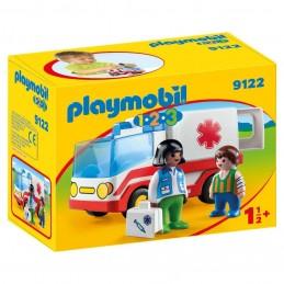 PLAYMOBIL Ambulanza 1.2.3