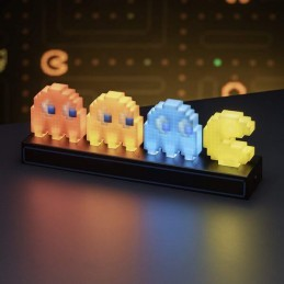 PAC-MAN AND GHOSTS LIGHT LAMPADA PALADONE PRODUCTS