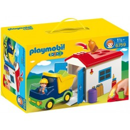 PLAYMOBIL Bancarella Portatile 1.2.3