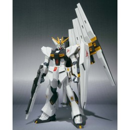 THE ROBOT SPIRITS - NU GUNDAM ACTION FIGURE