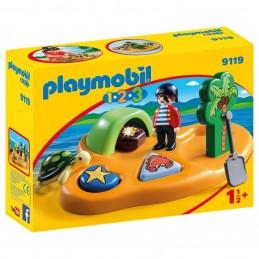PLAYMOBIL Esploratore e Dinosauri 1.2.3
