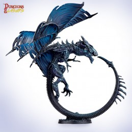 DUNGEONS AND LASERS XENODRAGON XL SIZED MINIATURE DM VAULT
