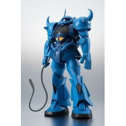 THE ROBOT SPIRITS - MS-07B GOUF ANIME VER GUNDAM ACTION FIGURE BANDAI