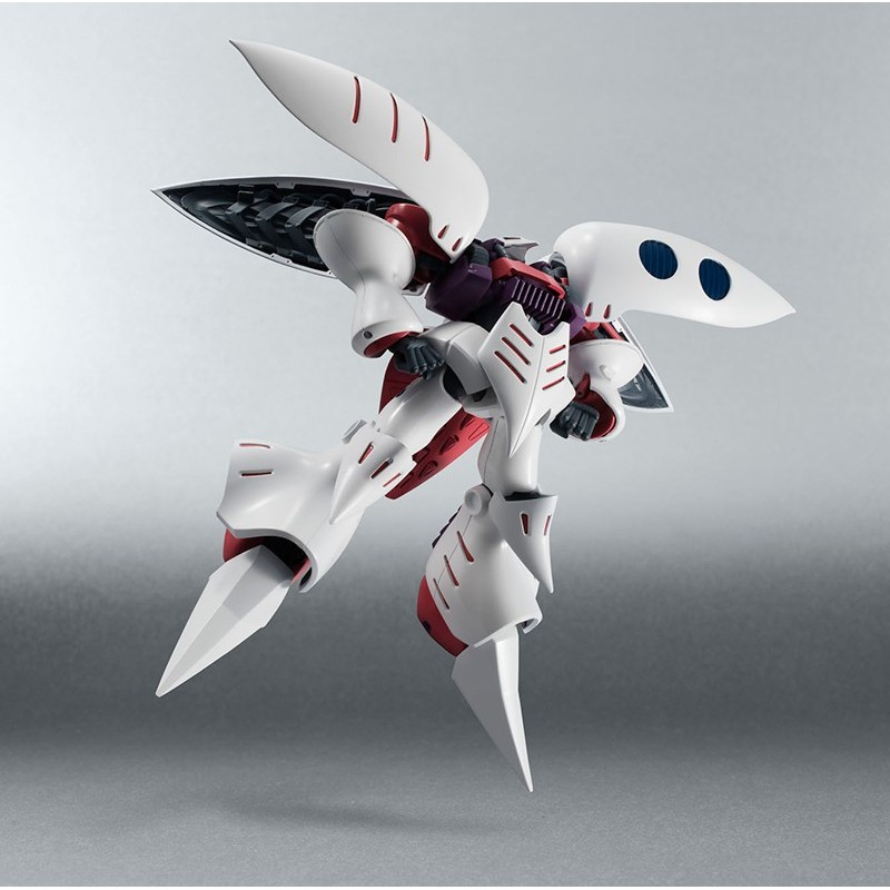 THE ROBOT SPIRITS - AMX-004 QUBELEY Z GUNDAM ACTION FIGURE