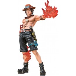 ONE PIECE ZERO PORTGAS D ACE SPECIAL COLOR EDITION FIGUARTS ACTION FIGURE