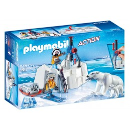 PLAYMOBIL ACTION Esploratori Con Orsi