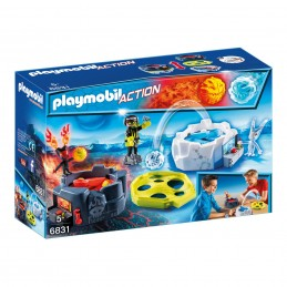 PLAYMOBIL ACTION GAME Pioggia meteoriti