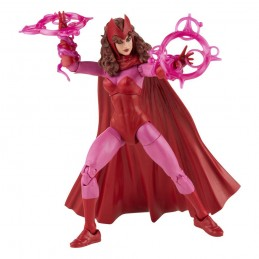 HASBRO MARVEL LEGENDS RETRO COLLECTION SCARLET WITCH ACTION FIGURE