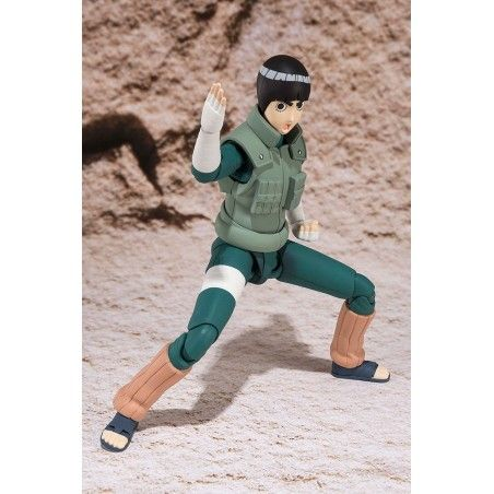 NARUTO ROCK LEE ACTION FIGURE S.H. FIGUARTS
