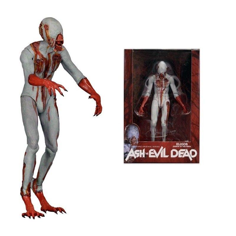 ASH VS EVIL DEAD SERIES 1 - ELIGOS DEMON OF THE MIND ACTION FIGURE