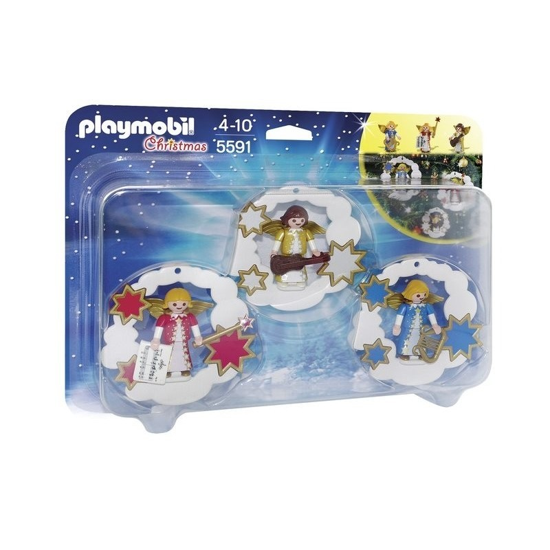 PLAYMOBIL Angeli Decorativi