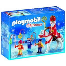 PLAYMOBIL Grande Sfilata di Natale