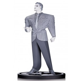 BATMAN BLACK AND WHITE - JOKER BY FRANK MILLER STATUE DC COLLECTIBLES
