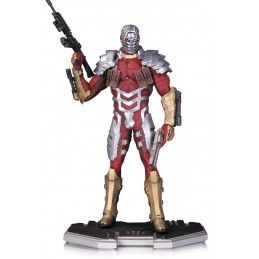 DC COMICS DEADSHOT SUICIDE SQUAD 1/6 SCALE STATUE STATUA FIGURE DC COLLECTIBLES