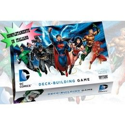 DC COMICS DECK-BUILDING GAME ITALIANO GIOCO DI CARTE