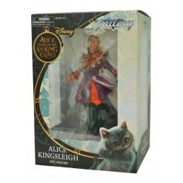 ALICE THROUGH THE LOOKING GLASS GALLERY - ALICE FIGURE STATUE