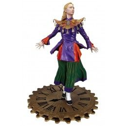 ALICE THROUGH THE LOOKING GLASS GALLERY - ALICE FIGURE STATUE DIAMOND SELECT