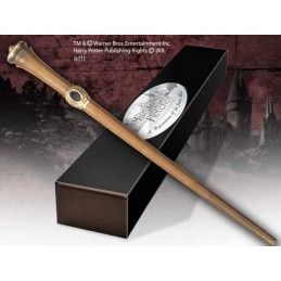 NOBLE COLLECTIONS HARRY POTTER WAND MUNDUNGUS FLETCHER REPLICA BACCHETTA
