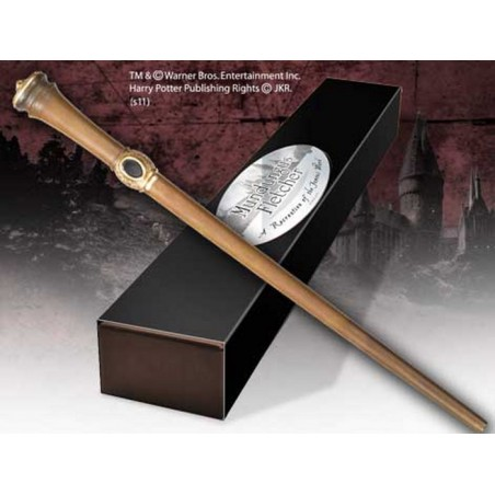HARRY POTTER WAND MUNDUNGUS FLETCHER REPLICA BACCHETTA