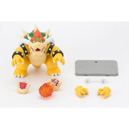 BANDAI SUPER MARIO - BOWSER S.H. FIGUARTS ACTION FIGURE