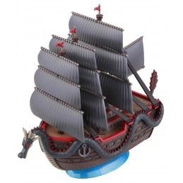 BANDAI ONE PIECE GRAND SHIP COLLECTION DRAGON'S SHIP MODEL KIT