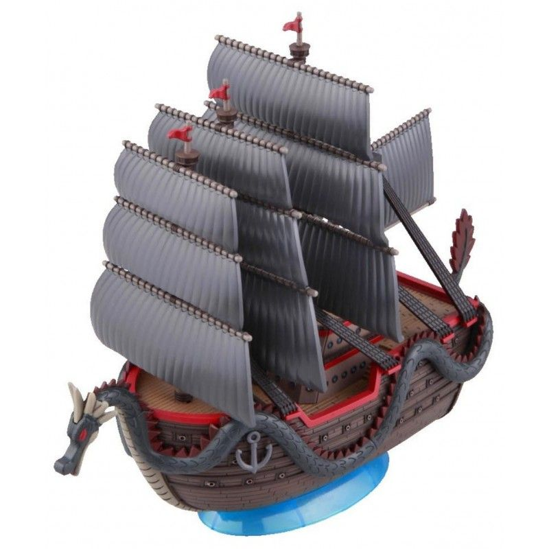 BANDAI ONE PIECE GRAND SHIP COLLECTION DRAGON'S SHIP MODEL KIT BANDAI