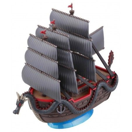 ONE PIECE GRAND SHIP COLLECTION DRAGON'S SHIP MODEL KIT