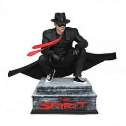 THE SPIRIT MOVIE RESIN STATUE FIGURE STATUA 25CM