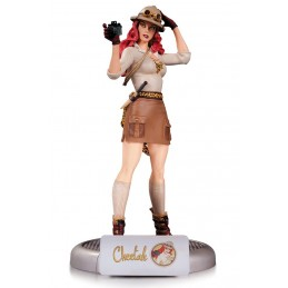 BOMBSHELLS CHEETAH STATUE ACTION FIGURE