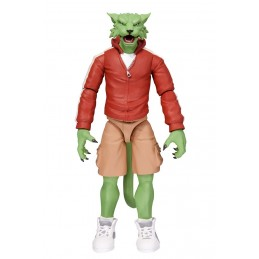 DC GIOVANI TITANI TEEN TITANS EARTH ONE BEAST BOY ACTION FIGURE