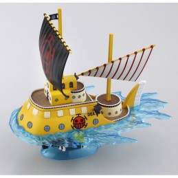ONE PIECE GRAND SHIP COLLECTION TRAFALGAR SUBMARINE MODEL KIT