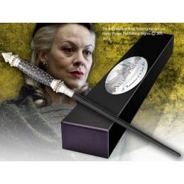 NOBLE COLLECTIONS HARRY POTTER WAND NARCISSA MALFOY REPLICA BACCHETTA