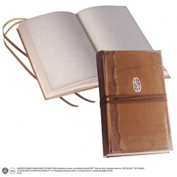 NOBLE COLLECTIONS FANTASTIC BEASTS NEWT SCAMANDER JOURNAL - DIARIO ANIMALI FANTASTICI
