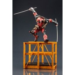 KOTOBUKIYA MARVEL NOW - SUPER DEADPOOL ARTFX STATUE