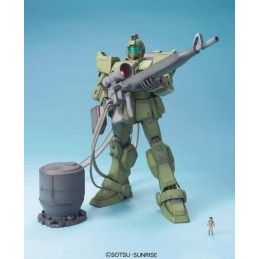 MASTER GRADE MG GUDAM RGM-79G GM SNIPER 1/100 MODEL KIT BANDAI