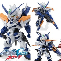 GUNDAM ASTRAY BLUE FRAME SECOND L NXEDGE ACTION FIGURE