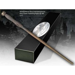 NOBLE COLLECTIONS HARRY POTTER WAND NIGEL REPLICA BACCHETTA