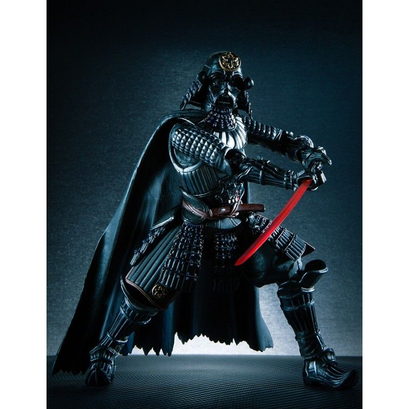 STAR WARS DARTH VADER SAMURAI ACTION FIGURE BANDAI