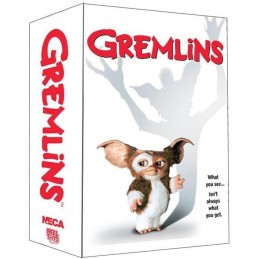 GREMLINS - ULTIMATE GIZMO DELUXE ACTION FIGURE NECA