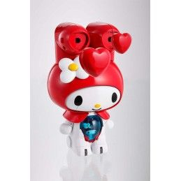 HELLO KITTY MY MELODY CHOGOKIN ACTION FIGURE