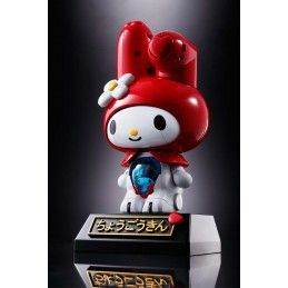 HELLO KITTY MY MELODY CHOGOKIN ACTION FIGURE BANDAI