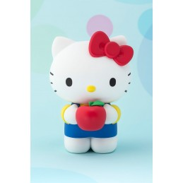 HELLO KITTY BLUE FIGUARTS ZERO ACTION FIGURE