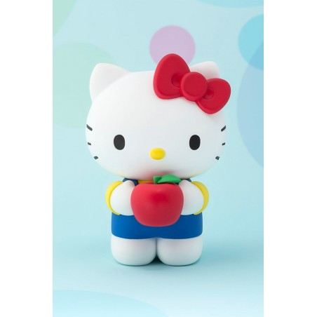 HELLO KITTY BLUE FIGUARTS ZERO FIGURE