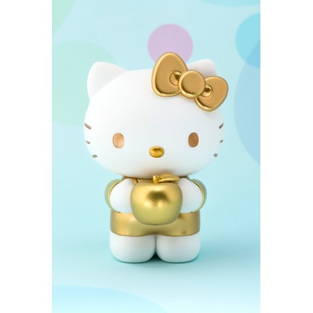HELLO KITTY GOLD FIGUARTS ZERO FIGURE