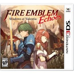 FIRE EMBLEM ECHOES SHADOWS OF VALENTIA 3DS NUOVO ITALIANO