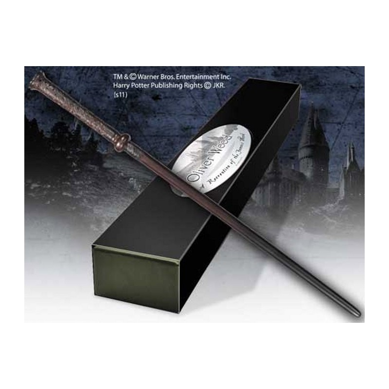 HARRY POTTER WAND REPLICA BACCHETTA