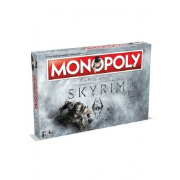 MONOPOLY THE ELDER SCROLLS V SKYRIM GIOCO DA TAVOLO INGLESE ENGLISH