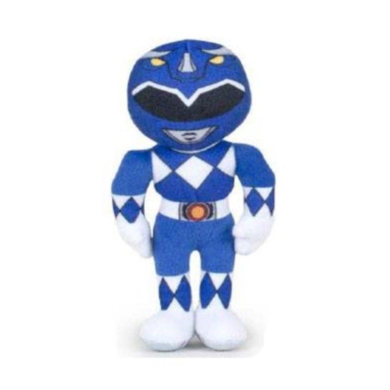 POWER RANGERS PUPAZZO PELUCHE BLUE RANGER 20CM PLUSH FIGURE