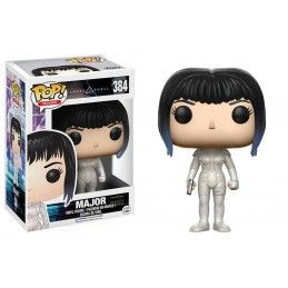 FUNKO POP! GHOST IN THE SHELL - MAJOR BOBBLE HEAD KNOCKER FIGURE